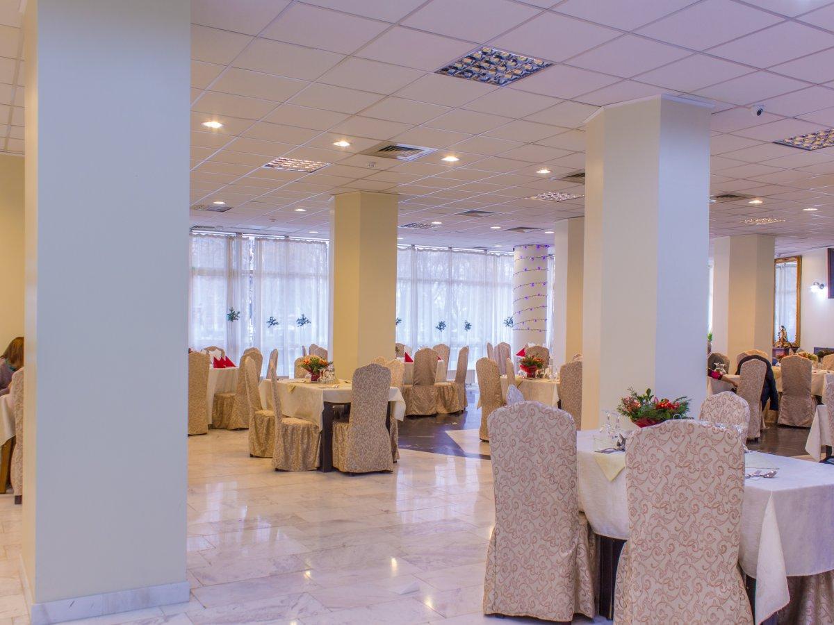 Hotel Dambovita Cazare Targoviste Restaurant